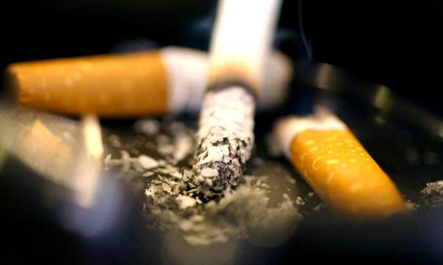 Smettere di fumare durante il Prestato