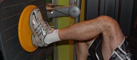 Riabilitazione del ginocchio esercizi