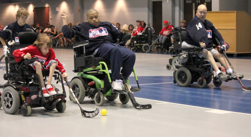 wheelchairhockey
