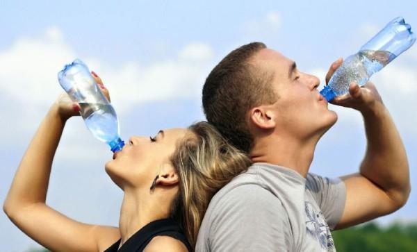 Disidratazione-acqua